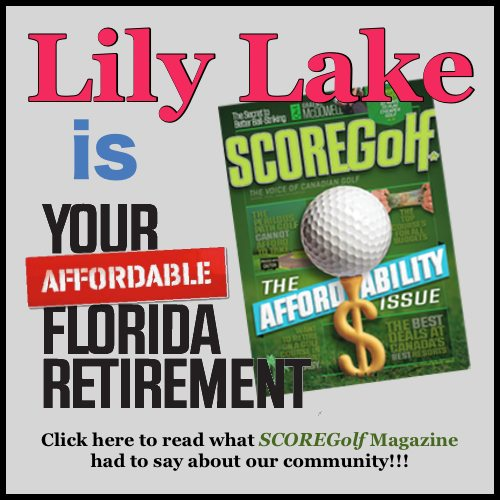 Article in SCOREGolf Magazine